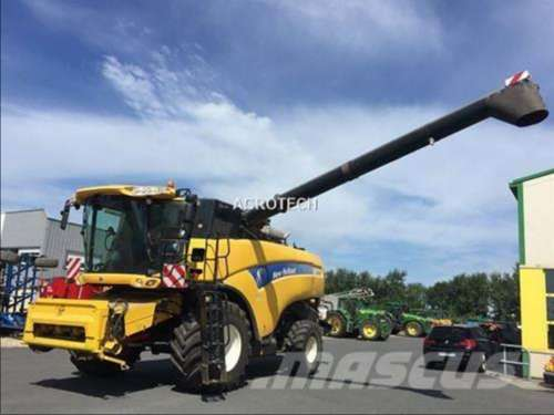 NEW HOLLAND CX 8060 - FRANCE
